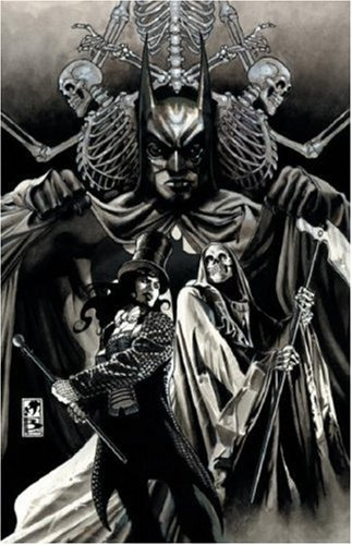 Batman: Death and the City by Paul Dini Stuart Moore Royal McGraw(2007-11-07)