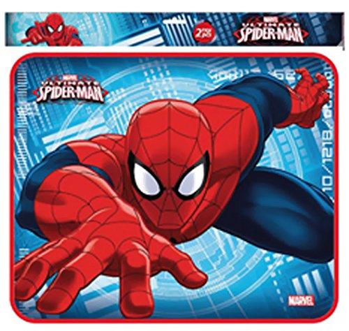 Spiderman Set De 2 Pare-Soleil Coloriage