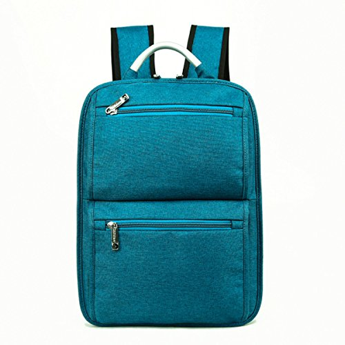 BULAGE Bag Mode Wirtschaft Männer Und Frauen Computer Schultern Schüler Studenten Mit Hohen Kapazität Taschen Natur Reisen Blue