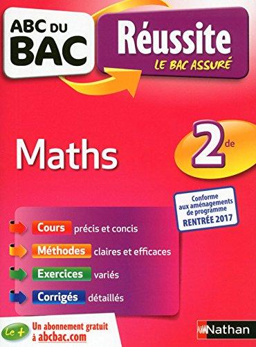 ABC du BAC Russite Maths 2de