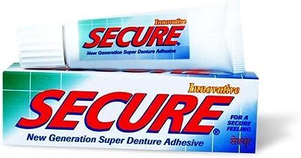 SECURE Denture Adhesive Cream 20 gms