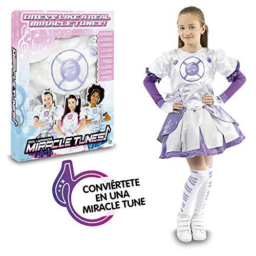 Giochi preziosi miracle tunes vestito/costume, colore bianco/viola, tagli assortiti mrc06000