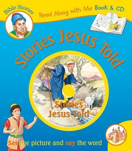 Stories Jesus Told ( Read Along With Me Bible Stories Book & CD) (Read Along with Me Book & CD) by Sophie Giles (2009-11-05)