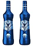 Wodka Gorbatschow 37,5% limited Edition blue (2x0,7l)