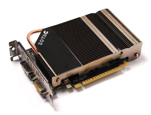 Zotac GT 640 ZT-60207-20L NVIDIA GeForce GT 640 Grafikkarte (PCI-e, 2GB GDDR3 Speicher, DVI-I, DVI-D, Mini-HDMI, 1 GPU) - Grafikkarte Gt 640