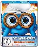 Die Schlümpfe - Das verlorene Dorf - Steelbook [Blu-ray]