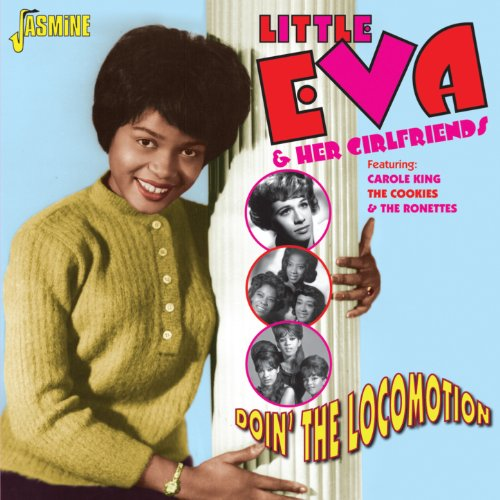 Little Eva & Her Girlfriends -...