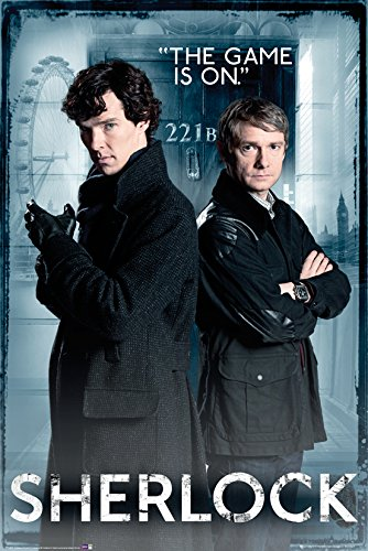 GB Eye LTD, Sherlock, Poster, 61 x 91,5 cm