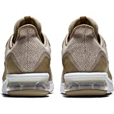 NIKE Herren Air Max Sequent 3 Sneakers, Mehrfarbig (Desert Sand/Lichen Brown/Khaki/White 001), 41 EU
