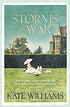 The Storms of War by [Williams, Kate]