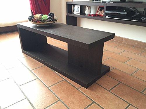 Salotto Moderno Legno : Ve.ca italy tavolino basso salotto moderno in legno wenge