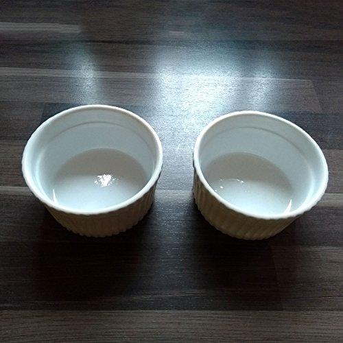 Falcon Emaille Kuchenform Länglich Backbleche Traditionell Weiß 20cm Kochen & Genießen