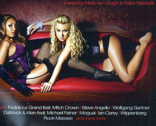 Preisvergleich Produktbild Niels van Gogh in the DJ Mix (Nonstop) (Compilation CD,  30 Tracks)
