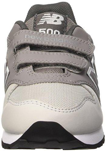 New Balance Nbkv500ygp, gymnastique mixte adulte Jaune (Grey)