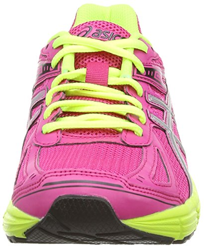 Asics - Patriot 7, Scarpe sportive Donna Hot Pink/Silver/Flash Yellow 2093