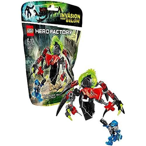dia del orgullo friki LEGO Hero Factory - Playset con figura de Surge y un accesorio (44024)