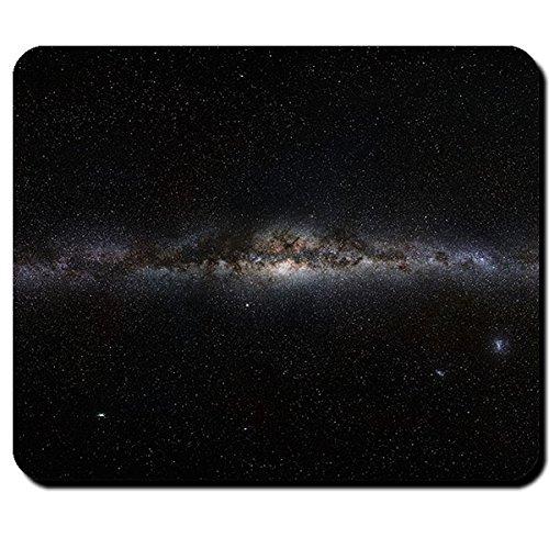 Preisvergleich Produktbild Galaxie Universum Sterne Sonne Planeten Himmelszelt Sonnensysteme Nachthimmel Teleskop Bild - Mauspad Mousepad Computer Laptop PC #16341