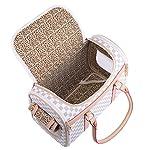 BELLAMORE GIFT Pet Carrier Puppy Chihuahua Cat Dog Yorkie Vet Bunny Tote Travel Bag Purse (Medium) 12