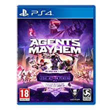 Agents of Mayhem: Day One Edition (PS4)