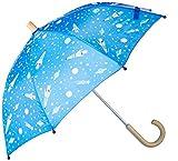 Hatley Kids Regenschirm - Sportliche Astronauten - One Size