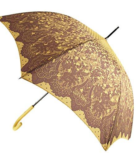 Parapluie Dentelle jaune