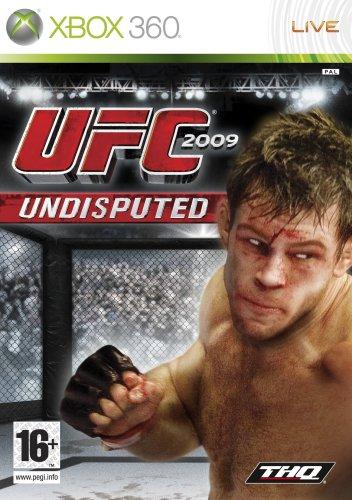 THQ UFC 2009 Undisputed, Xbox 360 - Juego (Xbox 360)