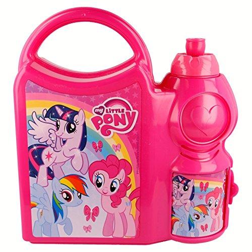 Combo Set mit Flasche Sport 400ml. My Little Pony