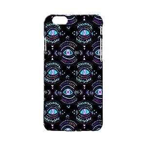 BLUEDIO Designer 3D Printed Back case cover for Apple Iphone 6/ 6s - G0224
