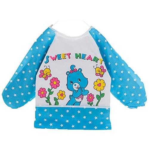 Wasserdichte Kleider Baby Kleidung Schürze, Baby Fütterung Essen spielen Schürzen (zufällige Farbe)