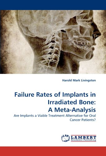Failure Rates of Implants in Irradiated Bone: A Meta-Analysis: Are Implants a Viable Treatment Alternative for Oral Cancer Patients?