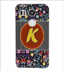 PrintDhaba GRANDbet K D-3132 Back Case Cover for LG NEXUS 5X (Multi-Coloured)