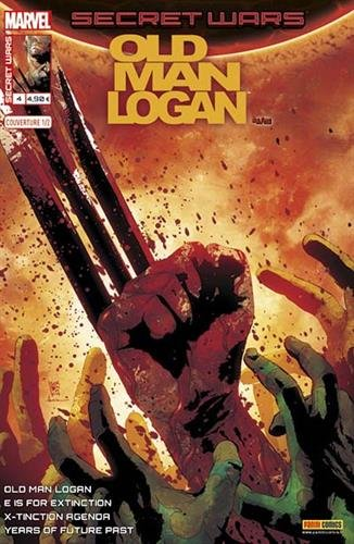 Secret Wars : 1/2 Old Man Logan 4