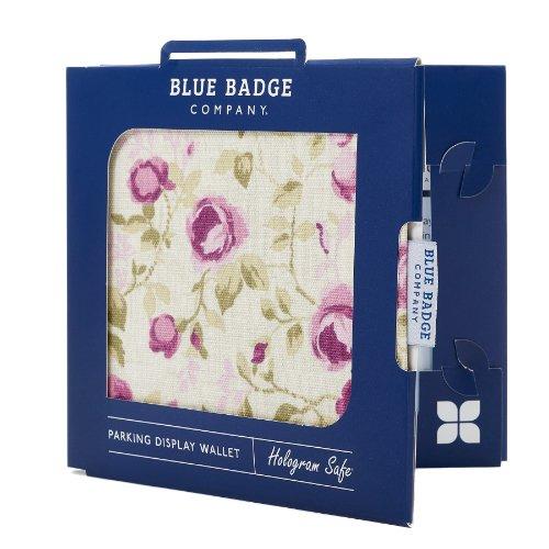 blue-badge-company-roses-holder-hologram-safe-parking-permit-display-cover-wallet