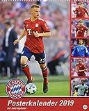 FC Bayern München Posterkalender - Kalender 2019 -