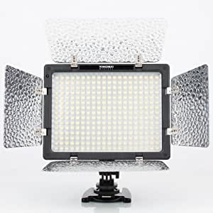 Yongnuo_ YN-300 LED Light for Cameras and Camcorders