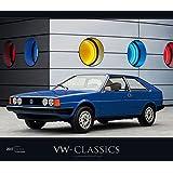 VW - Classics 2017 - Bildkalender mit Foliendeckblatt - (33,5 x 29)