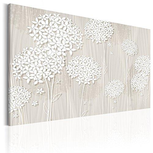 murando - Cuadro 90x60 cm - Flores impresión en Material Tejido no Tejido Cuadro de Pared impresión artística fotografía Imagen gráfica decoración b-C-0031-b-b