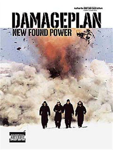 Damageplan: New Found Power. Partitions pour Tablature Guitare