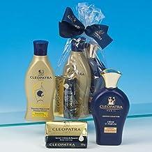 Cleopatra Geschenkset (Duschbad Cleopatra Aromatherapie 250 ml + Cleopatra Body Lotion 250 ml + Cleopatra Luxus Seife 125g ), 1er Pack