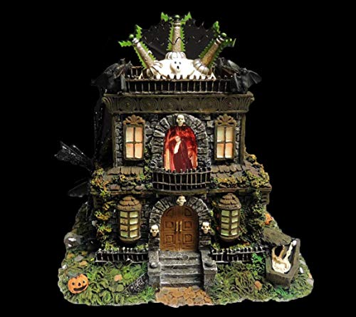 iversal Studios Munsters Collection Opa Labor Sammlerstück Halloween Haus Display ()