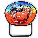 Faltsessel mit Motivauswahl - Sessel - Faltstuhl - Kindermöbel (Cars Nitroade)