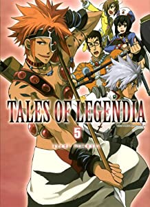 Tales of Legendia Edition simple Tome 5