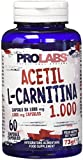 Prolabs Acetil L-Carnitina 1000Mg - Barattolo da 60 cps