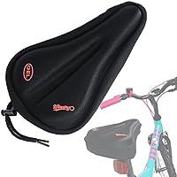 winningo niño bicicleta Gel sillín para bicicleta de asiento funda de cojín más cómodo pequeño para niños...