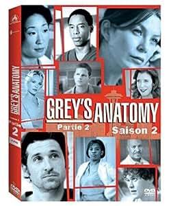 Grey's Anatomy - Saison 2, partie 2- Coffret 4 DVD: DVD