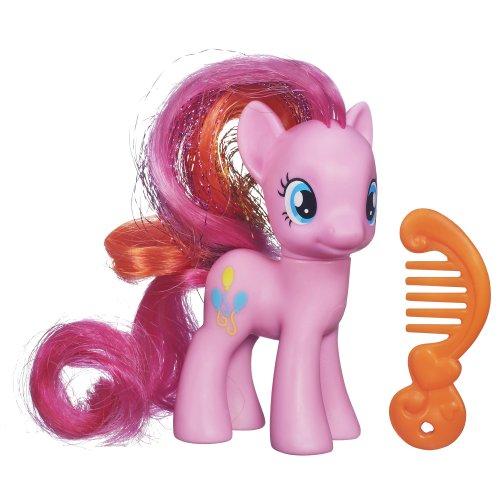 My Little Pony - A5621 Rainbow Power PINKIE PIE, mit glitzerndem Haar