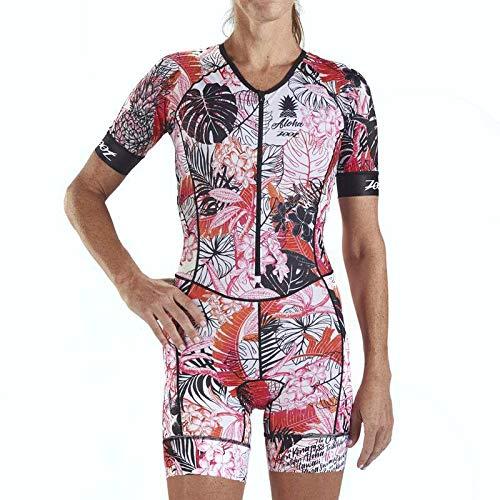 Zoot LTD Tri Aero SS Women's Race Suit - SS19 - Medium