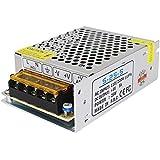 NeeKeons AC 110V-220V To DC 5V 5A 25W Switch Power Supply Adapter For LED Strip Light 5V5A 5V5A(25W)