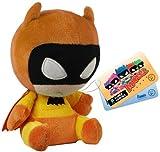 Funko - Peluche Dc Heroes - Batman Jaune Mopeez 10Cm