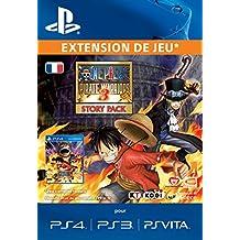 One Piece Pirate Warriors 3 - Story Pack [Extension De Jeu] [Code Jeu PSN - Compte français]